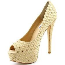 Calzado de mujer Steve Madden color principal oro Talla 38.5