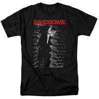 David Bowie STATION TO STATION Licensed Adult T-Shirt All Sizes
