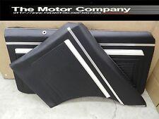 1969 Nova Door Panels Front and Rear Set, Chevy II, General Motors, GM J2-7220