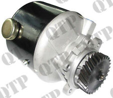 41563 Ford New Holland Power Steering Pump Ford Digger 550 555 655 - PACK OF 1