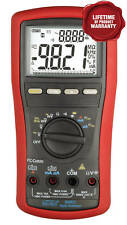 PROFESSIONAL DIGITAL MULTIMETER Electrician Tool BM821 USB Brymen Robust Cabac