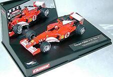 FUERA STOCK Ferrari F2002 V10 Nº1   de Carrera Ref. 25706  Nevo 1/32 Slot