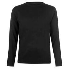 Mens Pierre Cardin Jumper Long Sleeve Crew Neck Shirt Knitwear Pullover Top NEW