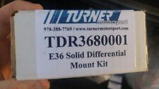 e36 solid differential mount kit
