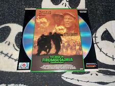 The Siege of Firebase Gloria Laserdisc LD Wings Hauser R Lee Ermey Free Shipping