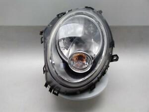 2008 MINI Mini 2007 To 2014 3 Door N/S Passengers Headlight Headlamp LH