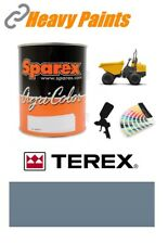 Terex Dump Truck Grey Paint High Endurance Enamel Paint 1 Litre Tin