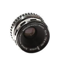 Enna München Braun-Color-Ennit SLK 50mm 1:2,8 Standard Lens for Brown Paxette