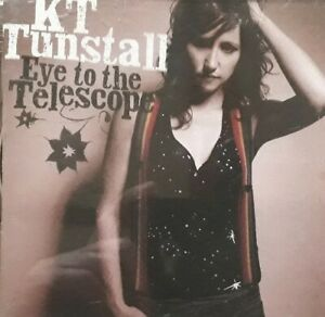 KT Tunstall-Eye To The Telescope CD.2004 EMI CDRELX06.Suddenly I See/Silent Sea+