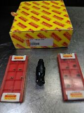 Sandvik 16mm Indexable Facemill With Inserts A415 19eh20 05m Loc2875a