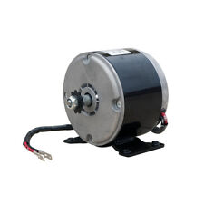 1.04N.m DC Permanent Magnet Motor Generator 300W 24V 2750RPM Electric Vehicle