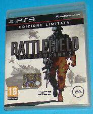 Battlefield - Bad Company 2 - Sony Playstation 3 PS3 - PAL