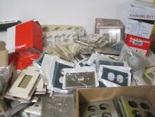Huge Lot of New Pass & Seymour Legrand Light Switch Outlet Cover Create-a-Plate
