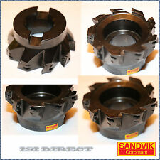 RA390 102R38 17H SANDVIK*** Square Shoulder Mill Cutter ***