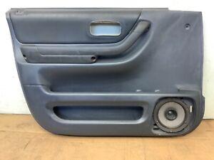 99-01 CRV Lining Left Front Inner Door Panel Trim Garnish Finish Cover Used OEM