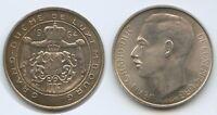 G9055 - Luxembourg 100 Francs 1964 KM#54 Silber Grand Duke Jean Luxemburg