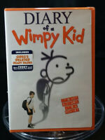 Diary of a Wimpy Kid (DVD, 2010) ~New & Sealed~
