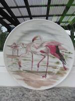 ASSIETTE/COLLECTION PORCELAINE KAISER Oiseaux 20 cm