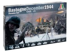 Italeri Diorama Set Battle of Bastogne December 1944 Ref 6113 Escala 1:72
