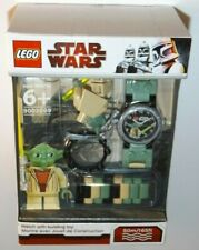 LEGO Star Wars 9002069 YODA Watch buildable with lightsaber Clone Wars