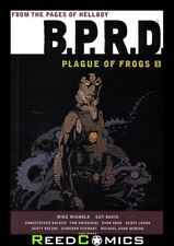 BPRD PLAGUE OF FROGS VOLUME 1 GRAPHIC NOVEL (408 Pages) New Paperback