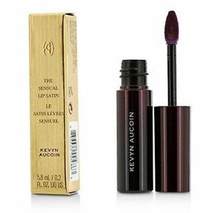 Kevyn Aucoin The Sensual Lip Satin MESSALINE 0.2 fl oz NEW & BOXED