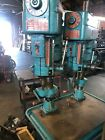 duel head drill press with variable speed and heavy duty table