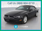 2013 Ford Mustang V6 Convertible 2D Keyless Entry ABS (4-Wheel) Power Door Locks AM/FM Stereo Side Air Bags Power
