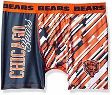 Chicago Bears Wordmark Underwear Medium