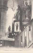 BF12250 loublande autel du sacre coeur dans l eglise france front/back image