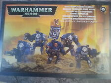 WARHAMMER 40K SPACE MARINE TERMINATOR SQUAD - NEW & SEALED