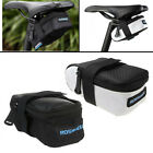 ROSWHEEL Outdoor Bike Cycling Seat Storage Bicycle Tail Rear Saddle Bag Pouch