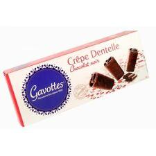 2297 - Crêpes dentelle Chocolat noir Gavottes 90g