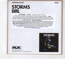 (HD736) Storms, Girl - 2015 DJ CD