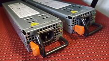 USED Pair (2) Dell PowerEdge 1950 665W Power Supplies 7001453-J000, P/N: 0NW455