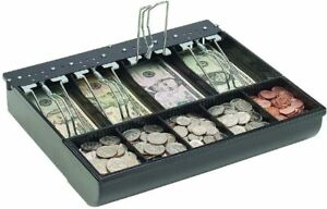 Steelmaster Replacement Cash Tray for 1046T Touch Release Locking Cash Drawer