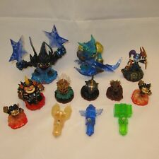 Lot of 12 Skylanders Activision Game Figures Pre-Owned