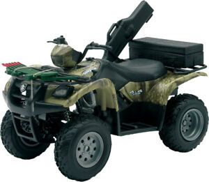 New Ray Toys 1:12 Die Cast Replica Suzuki Vinson 500 Quad Green Camo 42903A