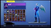 [RAFFLE] RARE Fortnite Galaxy skin + Other Skins On Account Xbox One/PS4/PC