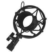 Universal Microphone Shock Mount Holder Clip for Condenser Microphone Mic
