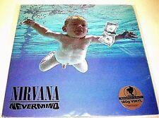 Nirvana - Nevermind LP -- PALLAS PRESSING - NEW & SEALED VINYL LP 180gram