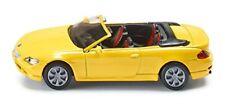 Siku amarillo Automóvil BMW modelo Cabriolet