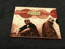 Timbaland & Magoo - Clock Strikes CD Single