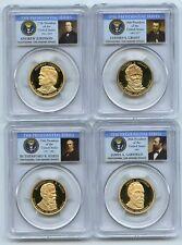 2011 S Presidential Dollar Set PCGS PR69DCAM