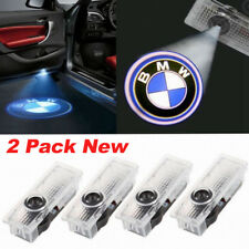 2x LED Laser Projector BMW Logo Step Door Courtesy Welcome Light Ghost Shadow ED