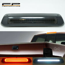 For 04-08 Ford F150 Optic Style LED 3rd Third Brake Light Cargo Lamp Smoked Lens