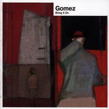 GOMEZ - BRING IT ON (20TH ANNIVERSARY) LIMITED EDITION  4 CD NEW+