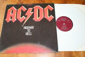 AC/DC- Highway to Hell, LP; Viny sehr gut, Amiga