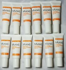 12X Murad Advanced Active Radiance Serum 0.33 fl oz/ 10 ml Each - No Box