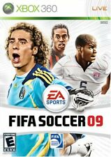FIFA Soccer 09: Ultimate Team (Microsoft Xbox 360, 2009)